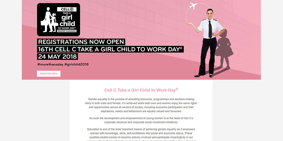Cell C Girl Child | Image 979