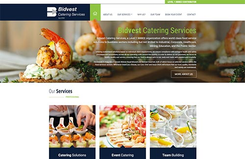 Bidvest Catering Services
