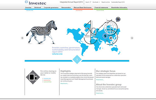 Investec Financials 2013