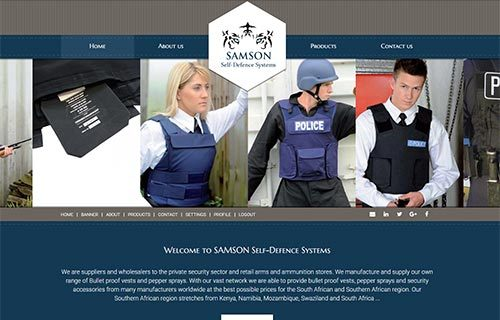 Samson Self-Defense Systems