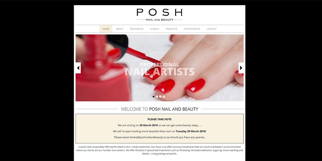 Posh Nail and Beauty | Image 379