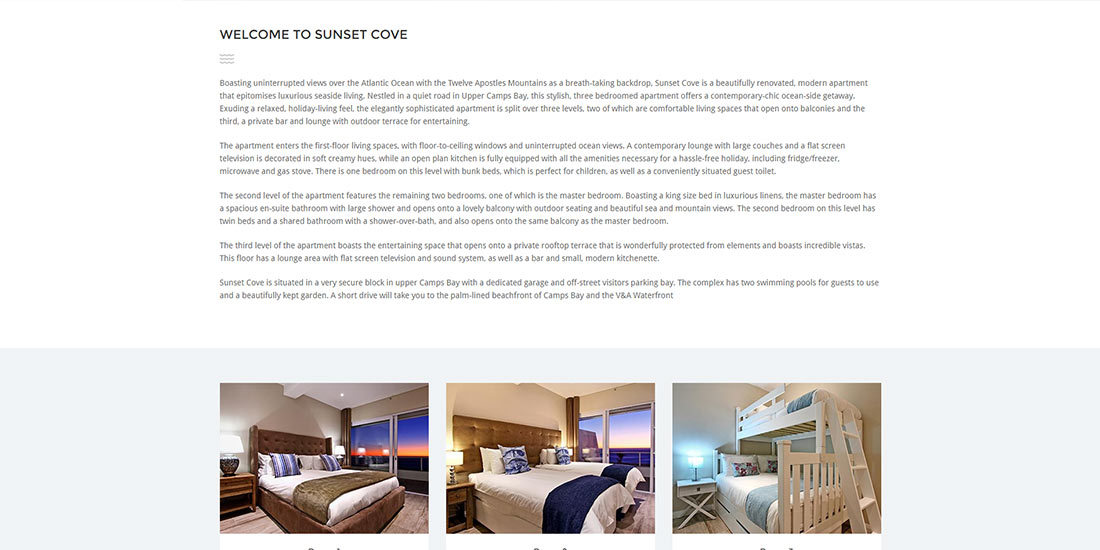 Sunset Cove Camps Bay | Image 715