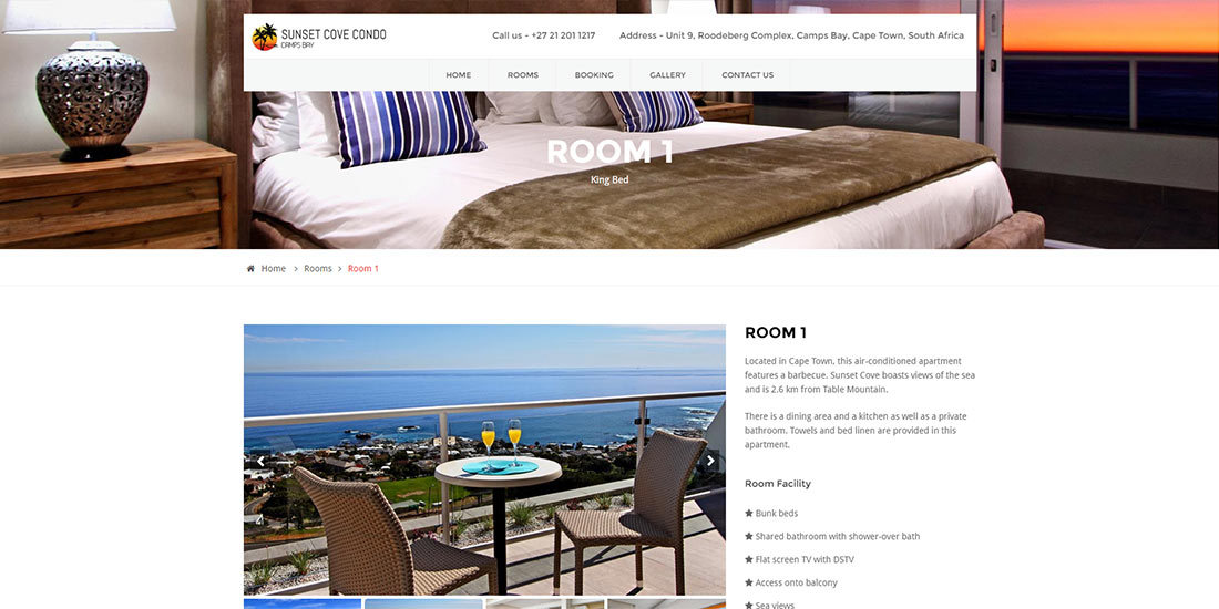 Sunset Cove Camps Bay | Image 720