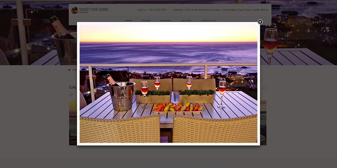 Sunset Cove Camps Bay | Image 724